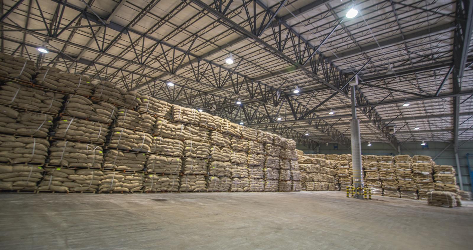 fumigation marchandise entrepôt