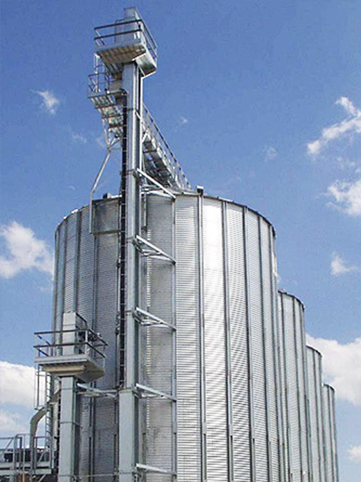 silo à grains